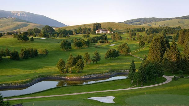 Asiago (VI), Golf Club